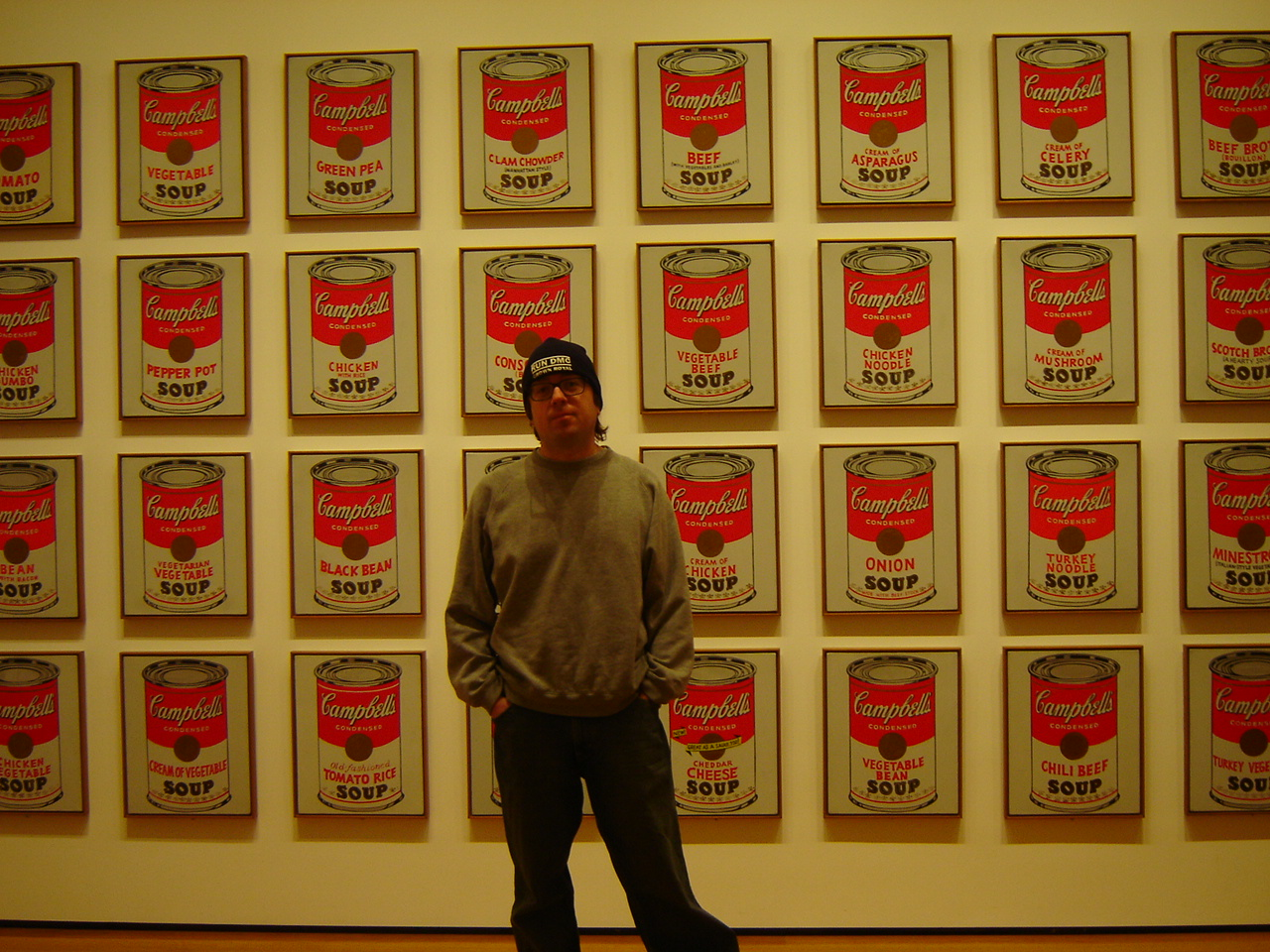 New York - 12.04 - M.O.M.A (5) - Warhol (2).JPG